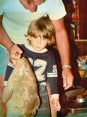 Big Coppit Key Grouper 1977