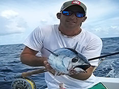 Tuna on Fly